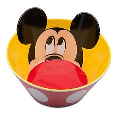 Mickey Mouse Bowl