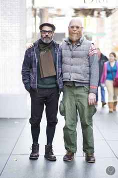Once we're hipsters, now they run a swiss hipster retirement chalet.