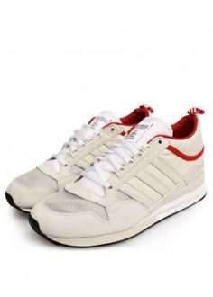 ADIDAS ORIGINALS X BEDWIN & THE HEARTBREAKERS BW ZX 500 TRAINERS CREAM £110  #trainers #sneakers #adidas