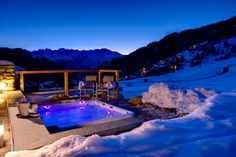 Chalet Pierre Avoi, Verbier, Switzerland, A beautiful luxury ski chalet from Firefly Collection. www.firefly-collection.com.