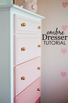 Create an ombre dres
