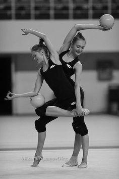 Rhythmic Gymnastics   Ball