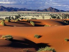 desert landscape ok Tokkie Trail Camp NamibRand Reserve Namib Desert Namibia – Nature Deserts HD Desktop Wallpaper Places Around The World, Around The Worlds, Beautiful World, Beautiful Places, Namib Desert, Africa Travel, Belle Photo, Wonders Of The World, Beautiful Landscapes