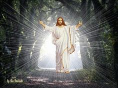 There is power in our Resurrected Savior to conquer anything that troubles you. Come to Jesus? He is waiting John Bible Pictures, Jesus Pictures, Christian Images, Christian Art, Jesus Wallpaper, Our Father In Heaven, Jesus Christ Images, Catholic Religion, Jesus Christ