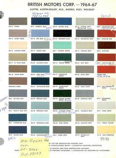15 Best Paint Chips Images Bricolage Colour Chart Paint Colours