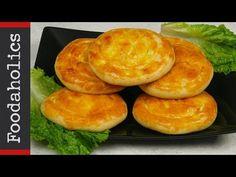 Τυροπιτάκια χωρίς χρήση πλάστη | Foodaholics - YouTube Easy Cooking, Hamburger, Bread, Recipes, Food, Youtube, Brot, Recipies, Essen