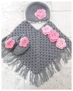 Check out this item in my Etsy shop https://www.etsy.com/listing/503314157/poncho-for-girlponcho-for-babycrochet