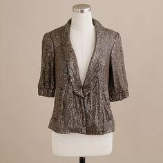 Moonbeam Sequined blazer