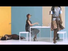 Balenciaga - Balenciaga Resort 2012 Video directed by Steven Meisel