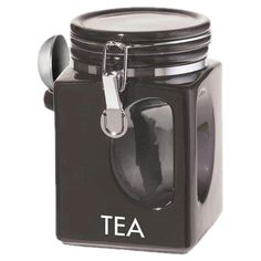 Bistro Tea Canister
