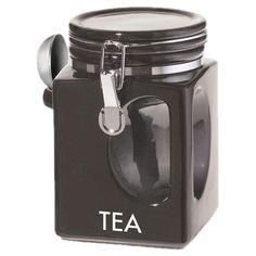 Bistro Tea Canister.