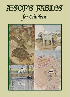 Here's another bumper edition of Aesop's fables, includes 147 fables, beautifully illustrated by Milo Winter. formatted by Free Kids Books Online Grammar Checker, Fables For Kids, Free Kids Books, Aesop's Fables, Fear Of The Unknown, Colorful Paintings, Retelling, Stories For Kids, S Pic