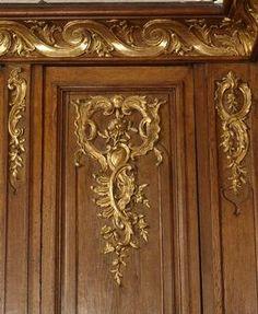 Paris, 6. Arr., Église Saint-Sulpice (begun 1645; Arch.: Christophe Gamard, Louis Le Vau u. a.), Sacristie des Messes 1731