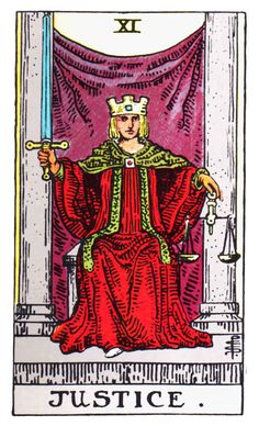 The origins of the Tarot are surrounded with myth and lore. The Tarot has been thought to come from places like India, Egypt, China and Morocco. Others say the Tarot was brought to us fr Major Arcana Cards, Tarot Major Arcana, Tarot Astrologico, Charles Fourier, Tarot Rider Waite, Tarot Waite, Justice Tarot, Tarot Significado, Rose Croix