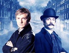 Seriously, give it to me #Sherlock #Jawn #Watson