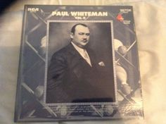 Paul Whiteman,Vol. II,RCA – LPV-570, LP Vinyl
