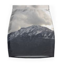 """""""Climb to the Clouds"""" Pencil Skirts by rocoquirk   Redbubble"""