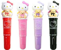 Hello kitty sex toys regret, but
