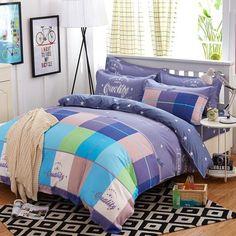 Application Size: 1.2m (4 feet),2.0m (6.6 feet),1.8m (6 feet),1.35m (4.5 feet),1.5m (5 feet)Type: Sheet, Pillowcase & Duvet Cover SetsMaterial: Polyester /