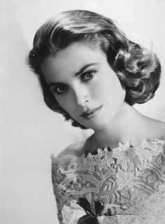 Grace Kelly: Grace's dramatic side part and long bob have been copied over and over again by generations of women, and her cool blond shade is as coveted today as it was 50 years ago