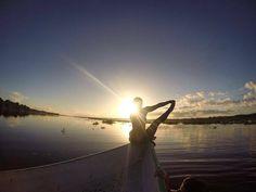 @Regrann from @turistukeando -  Delta del Orinoco es uno de los deltas más vírgenes del mundo. Una región dominada por bosques de manglares pantanos selvas tropicales ríos y canales en donde se ha desarrollado una variada abundante fauna y flora una increíble variedad de peces (pirañas pez tigre sábalo anguilas) monos perezas caimanes e infinidad de pájaros.  La hermosa @jennisomov Comparte esta foto con nosotros para invitarlos a que vivan esta increible #XperienciaDelta  Reservaciones…