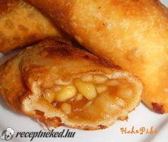 Bread Recipes, Cake Recipes, Hungarian Recipes, Hungarian Food, Just Eat It, Sweet And Salty, Something Sweet, Hot Dog Buns, Apple Pie