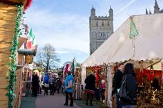 Get ready for Christmas with these traditional markets
