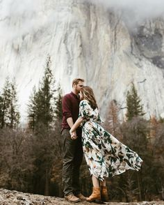"""849 Likes, 68 Comments - Abbi Hearne / Photographer (@abbihearne) on Instagram: """"I just blogged Maddy + Robbie's adventurous Yosemite engagement session! We hiked through meadows,…"""""""