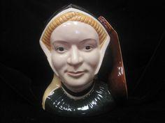 Jane Seymour Royal Doulton Mug D 6646 by MyRedFlamingo on Etsy,sold