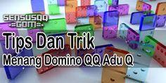 SensusQQ Tips Dan Trik Jitu Menang Domino QQ adu Q