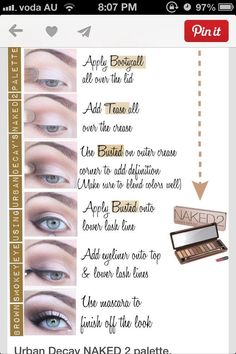 The Perfect Eye MakeUpDon't forget to LIKE! ❤☀