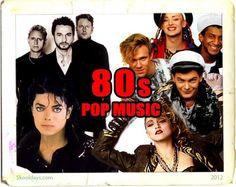 15. Pop music - 80s là năm của những cái tên vàng trong làng nhạc Pop cũng như thế giới như : Micheal Jackson. Madona, Roxette.. giới trẻ đua nhau mua đĩa nhạc, vé xem biểu diễn, cũng như các mốt thời trang của thần tượng của mình