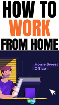 How to Work From Home? Ever wondered how to work from home? Or if it's a good idea? Check out what I learned from my experience with Amazon work-from-home jobs. #CentSai #Amazon #Amazonjob #sidehustle #career #workfromhometips