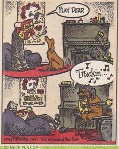Classic Rock | Play #Dead Truckin'