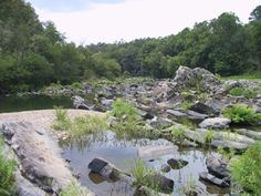 Cossatot River State Park-Natural Area – Arkansas Natural Area