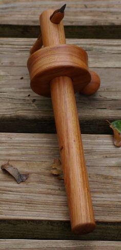 Pecan Wood Marking Gauge « Toolmaking Art