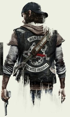 Days Gone / PlayStation 4 #DayIsGone #E3 #PS4 #PlayStation4 #Zombies #Zombis #SurvivalHorror #PS4Pro #Terror #Postapocaliptico #DaysGone #Survival #Supervivencia