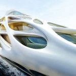 Superyacht for Blohm Voss | Zaha Hadid