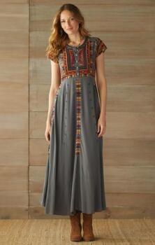 Vestido de kachina