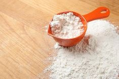 What Is the Difference Between Plain and All Purpose Flour. All purpose flour is a common ingredient in thousands of recipes and is widely used by thousands of people every day. How To Make Crepe, Savory Scones, Food Inc, Food Recalls, Eating Raw, Corn Starch, Popular Recipes, Tres Leches Cake, Cleaning Recipes