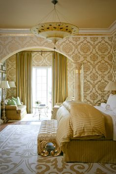 Revisiting wallpaper for Interior Design