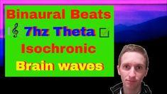 A nice Binaural Beats video, in Theta waves. Deep blissed out! Sit or lie comfortably. Jason Stephenson, Binaural Beats, Brain Waves, Meditation Music, Theta, Chakra Healing, Drugs, Physics, Medical