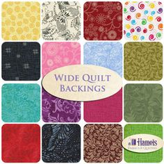 Shop by Theme - Quilt Backings - Wide Width