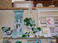 Carousel Horse Antiques, Booth 4, Locust, NC
