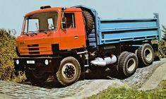 Tatra T815 (polygon Tatra) Dump Trucks, Big Trucks, Busse, Square Photos, Flash Photography, Photo Checks, Central Europe, Taking Pictures, Motor Car