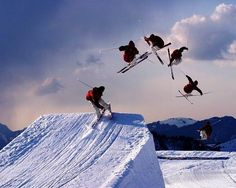 Freestyle Skiing Sochi 2014 Winter Olympics Wallpapers, Pictures, Images, Photos