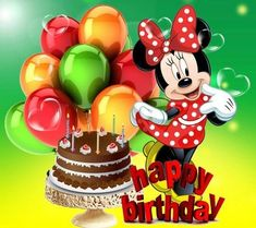 Best Ideas For Birthday Quotes Disney Mickey Mouse Silly Happy Birthday, Happy Birthday Mickey Mouse, Free Happy Birthday Cards, Birthday Wishes For Kids, Happy Birthday Wishes Images, Happy Birthday Celebration, Happy Birthday Pictures, Happy Birthday Greetings, Minnie Mouse