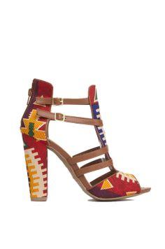 Senza-03 Sandal Heel