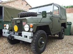 1973 Land Rover lightweight For Sale