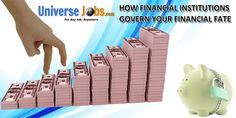 How Financial Institutions Govern Your Financial Fate? Finance Jobs, Looking For A Job, Marketing Jobs, Financial Institutions, Focus On Yourself, Singles Day, How To Stay Motivated, Job Search, Motivation